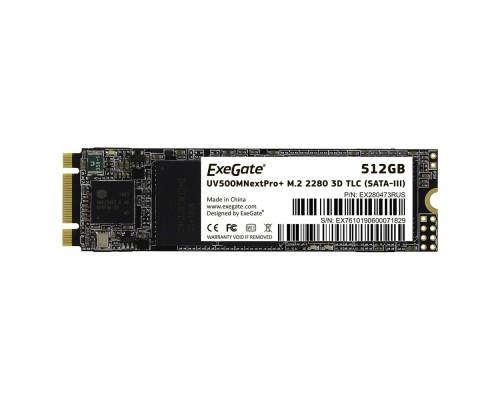 ExeGate SSD M.2 512GB Next Pro+ Series EX280473RUS