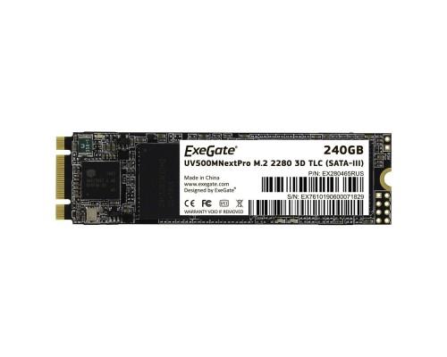 ExeGate SSD M.2 240GB Next Pro Series EX280465RUS