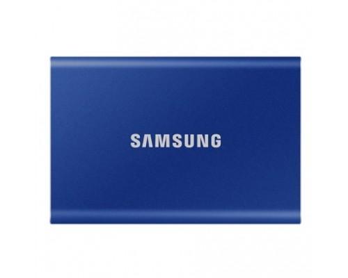 Накопитель SSD Samsung USB Type-C 500Gb MU-PC500H/WW T7 1.8