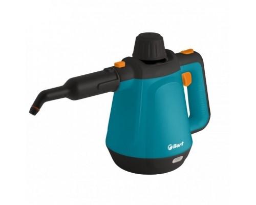 Bort Пароочиститель BDR-2800-RR Мощность 1300 Вт; Макс 3,2 бар; подача пара 35 г/мин; Температура 133 °С; Емкость бачка 450 мл гарантия 2 г 93410969