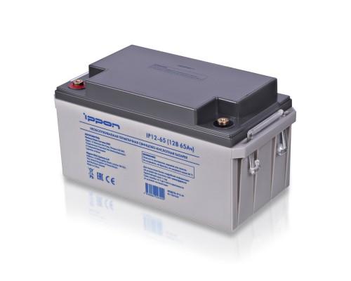 Ippon Батарея IP12-65 12V/65AH 1361424