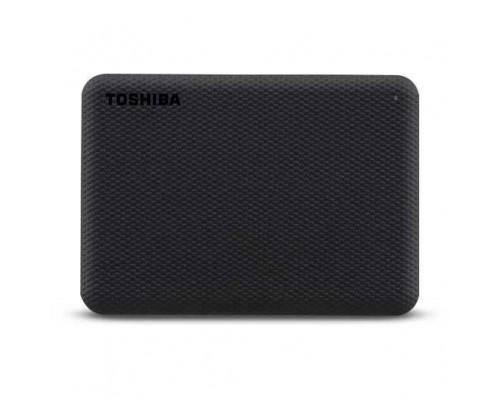 Toshiba Внешний жесткий диск TOSHIBA HDTCA20EK3AA/HDTCA20EK3AAH Canvio Advance 2ТБ 2.5 USB 3.0 черный