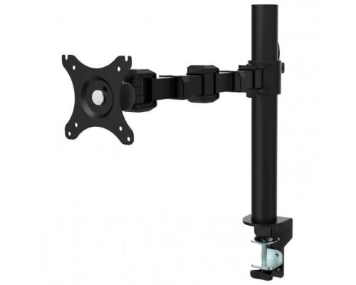 ONKRON D121E чёрный Для экранов с диагональю 10-34 Максимальная нагрузка: 10кг VESA: 75x75, 100х100мм
