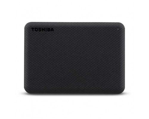 Toshiba Внешний жесткий диск TOSHIBA HDTCA10EK3AA/HDTCA10EK3AAH Canvio Advance 1ТБ 2.5 USB 3.0 черный