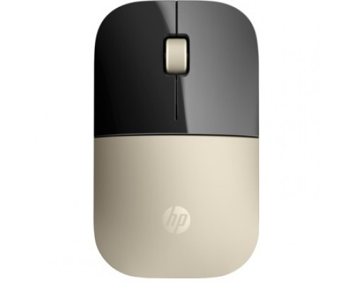 HP Z3700 X7Q43AA Wireless Mouse gold
