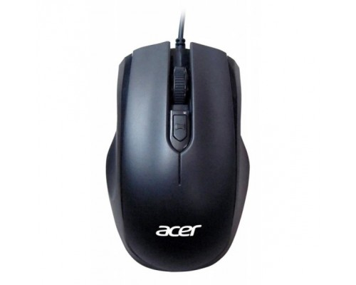 Acer OMW020 ZL.MCEEE.004 Mouse USB (3but) black