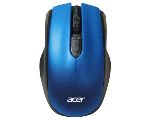 Acer OMR031 ZL.MCEEE.008 Mouse wireless USB (3but) blk/blu