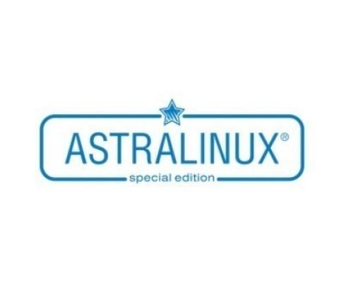 Бессрочная лицензия на право установки и использования операционной системы специального назначения «Astra Linux Special Edition» РУСБ.100150116-002 версии 1.6 Администрация городского округа Клин