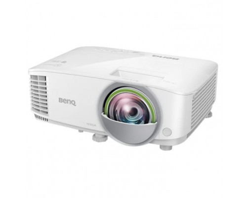 BenQ EW800ST WXGA 3300AL, SMART, TR 0.49ST, HDMIx1, VGA, USBx2, Lan Control, X-Sign Broadcast , iOS/Windows/Android wireless projection, 5G WiFi/BT, (USB dongle WDR02U included) White