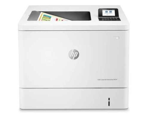 HP Color LaserJet Enterprise M554dn 7ZU81A#B19 (A4, 1200dpi, ImageREt 3600, 33(33) ppm, 1 Gb, 2 trays 100+550, Duplex, USB/GigEth, 1y warr, cart.5,5KB&3,5KCMYp.inbox, repl. B5L23A)