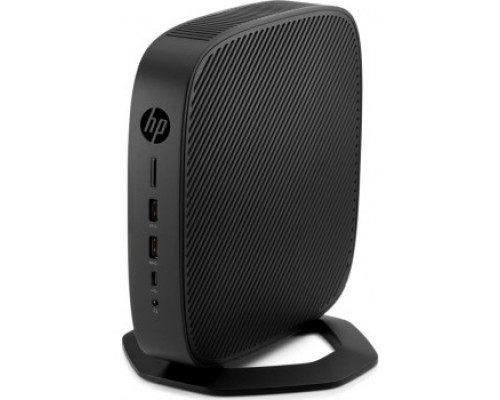 HP t640 Thin Client, 32GB Flash, 8GB (2x4GB) DDR4 SODIMM, Win10IoT64EnterpriseLTSC2019Entry for ThinClient, keyboard, mouse
