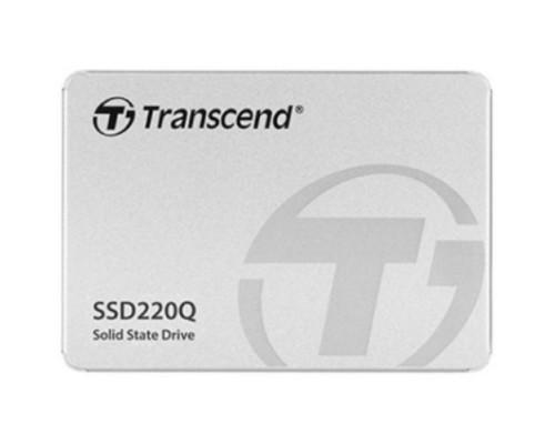 Transcend SSD 1TB, 2.5 SSD, SATA3, QLC TS1TSSD220Q