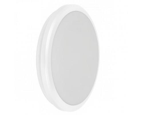 Iek LDPB0-3001-12-4000-K01 Светильник LED ДПБ 3001 12Вт IP54 4000K круг белый