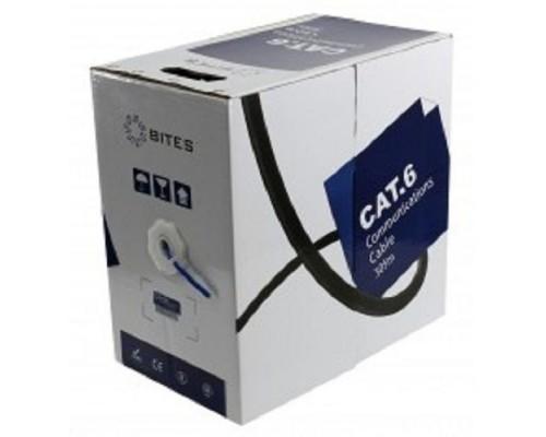 5bites FS6575-305A-BL FTP / SOLID / 6CAT / 23AWG / CCA / PVC / BLUE / 305M