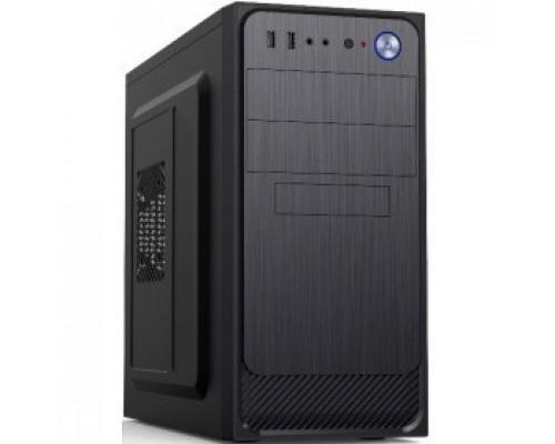 Foxline FZ-053-SX450R Forza mATX, 450W, 2xUSB2.0, Black, w/o FAN, 12 cm fan PSU, power cord