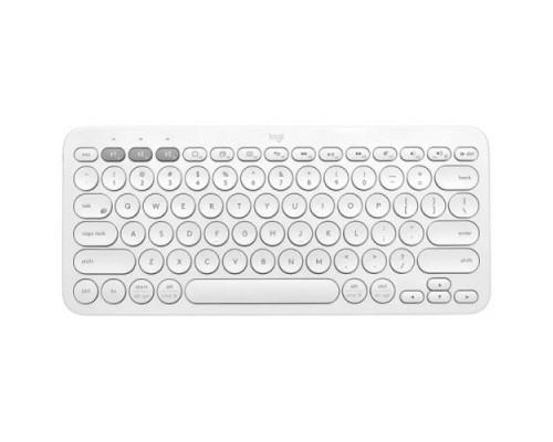 920-009589 Logitech K380 Multi-Device, белый, USB, беспроводная, BT