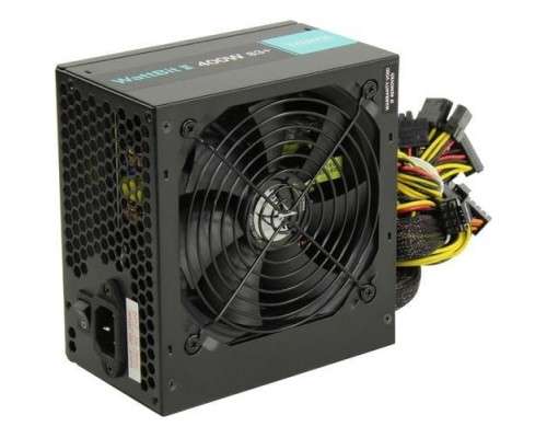 Zalman <XE> ZM400-XEII Wattbit 83+ (ATX, 20+4 pin, 120mm fan, 4xSATA) (ZM400-XEII)