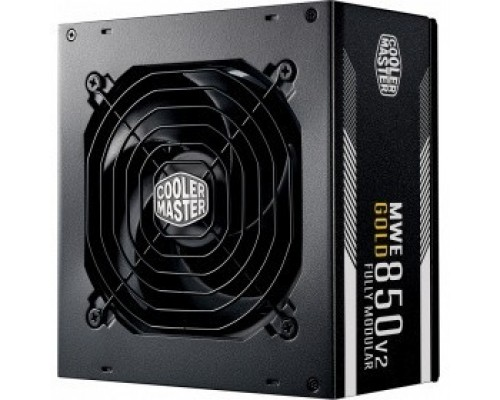 Power Supply Cooler Master MWE Gold V2 FM 850W A/EU Cable MPE-8501-AFAAG-EU