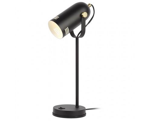 ЭРА Б0047193 Настольный светильник N-117-Е27-40W-BK черный