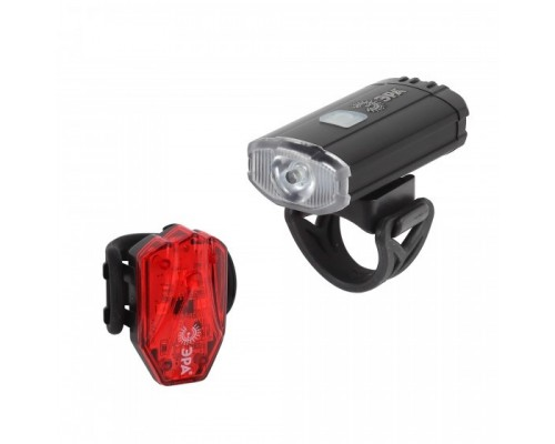 ЭРА Б0039624 Фонарь VA-801 Вело 2 в 1 Основной CREE XPG + подсветка SMD, mocro USB, 800mA/ч., бл
