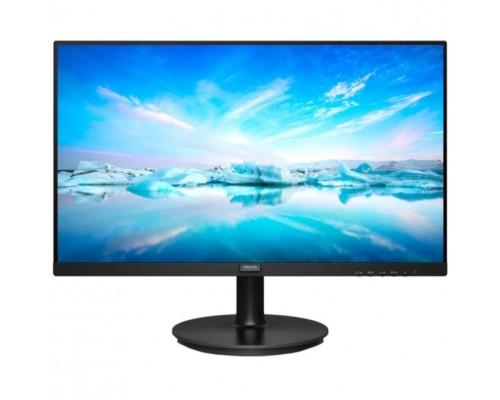 LCD PHILIPS 23.8 241V8LA/00(01) черный VA 1920x1080 75Hz 4ms 178/178 250cd 3000:1 8bit D-Sub HDMI1.4 AdaptiveSync 2x2W VESA