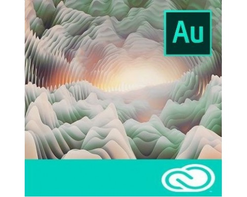 65297746BA02A12 Adobe Audition for teams ALL Multiple Platforms Multi European Languages Team Licensing Subscription New MSU-31
