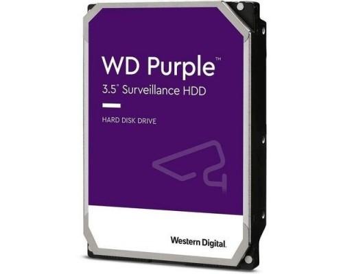 6TB WD Purple (WD62PURZ) Serial ATA III, 5400- rpm, 128Mb, 3.5