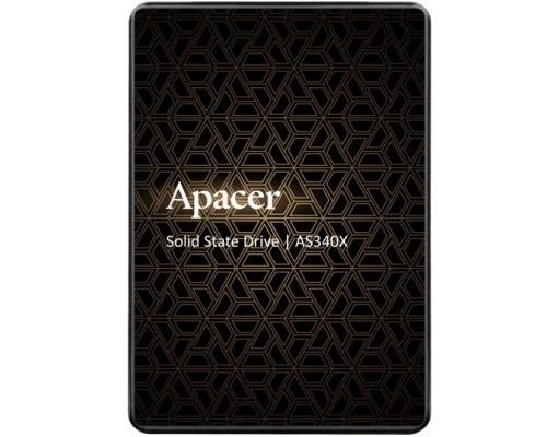 Apacer SSD 480GB AS340X AP480GAS340XC-1