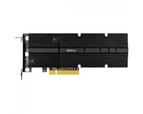 Synology M2D20 Сетевое хранилище M.2 SSD-NVME adapter,PCIe 3.0x8, M.2 22110/2080