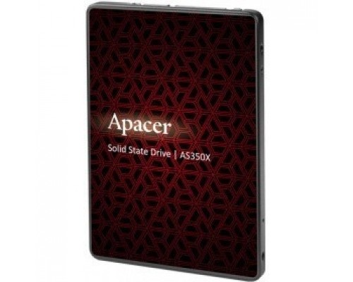 Apacer SSD 256GB AS350X AP256GAS350XR-1 SATA3.0