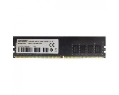 Hikvision DDR4 DIMM 8GB HKED4081CBA1D0ZA1/8G PC4-21300, 2666MHz