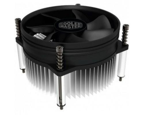 Cooler Master I50C PWM, Intel 115*, 84W, AlCu, 4pin