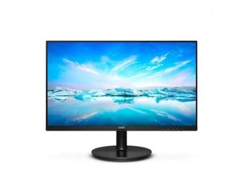 LCD PHILIPS 21.5 221V8LD/00 Black VA 1920x1080 75Hz 4ms 178/178 250cd DVI HDMI1.4