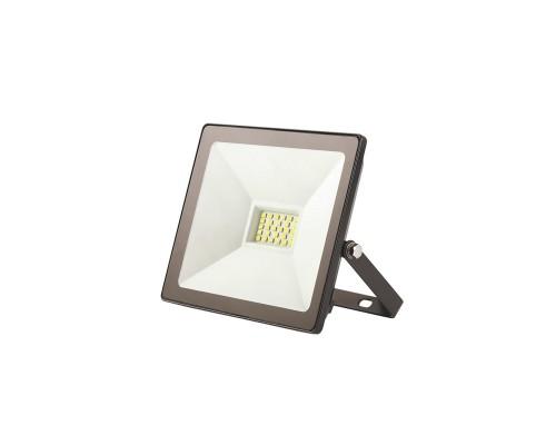 Rexant 605-002 Прожектор светодиодный 20 Вт 200–260В IP65 1600 лм 6500 K холодный свет