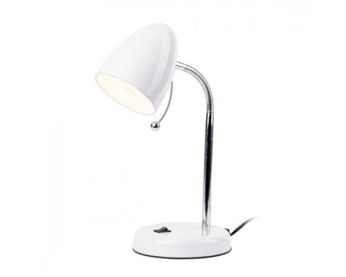 ЭРА Б0047200 Настольный светильник N-116-Е27-40W-W белый