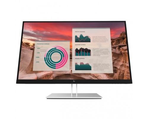 LCD HP 27 E27u G4 черный IPS 2560x1440 60Hz 5ms 178/178 250cd 1000:1 8bit(6bit+FRC) HDMI1.4 DisplayPort1.2 4xUSB3.2 USB-C3.2 VESA 189T3AA
