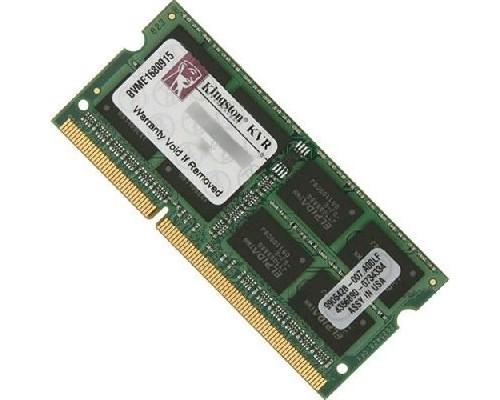 Kingston DDR3 SODIMM 8GB KVR16S11/8WP PC3-12800, 1600MHz