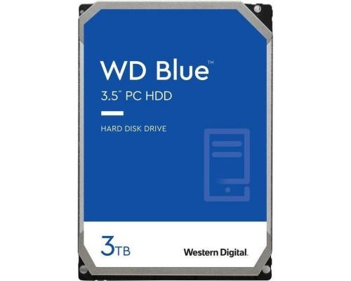 3TB WD Blue (WD30EZAZ) Serial ATA III, 5400 rpm, 256Mb buffer