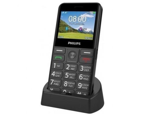 Philips Xenium E207 Black