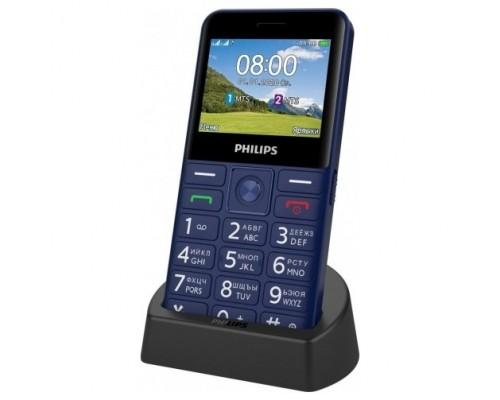 Philips Xenium E207 Blue