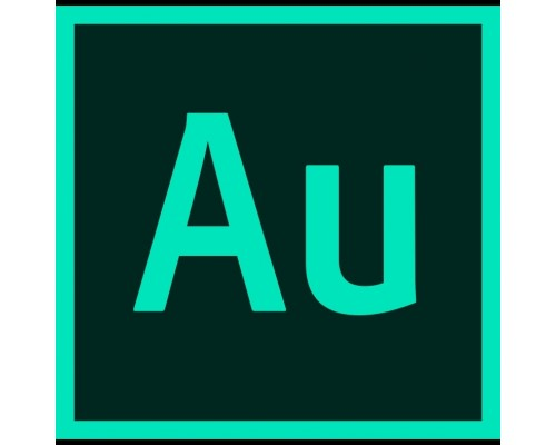 65297746BA01A12 Adobe Audition for teams ALL Multiple Platforms Multi European Languages Team Licensing Subscription New MSU-31