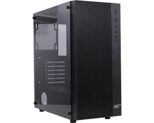 Deepcool MATREXX 55 MESH без БП, боковое окно (закаленное стекло), черный, ATX