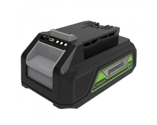 Greenworks Аккумулятор G24B4, 24V, 4 А.ч 2926807