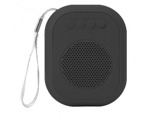 Smartbuy BLOOM, 3Вт, Bluetooth, MP3, FM-радио, черная (SBS-140)/30