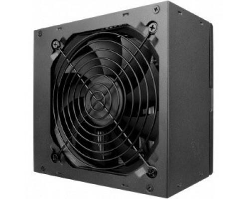 1STPLAYER BLACK.SIR 600W / ATX 2.4, APFC, 80 PLUS, 120 mm fan / SR-600W