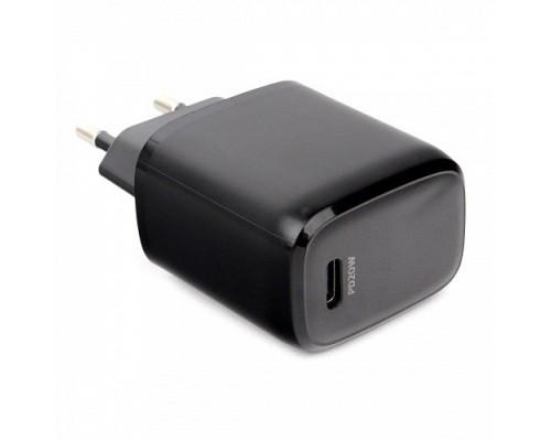 Cablexpert Адаптер питания PD20W,QC3.0, черный (MP3A-PC-30)