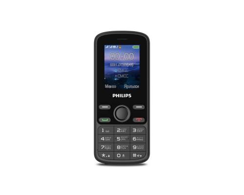 Philips Xenium E111 Black