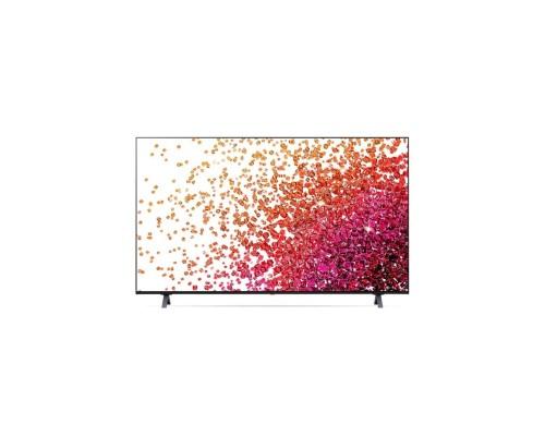LG 55 55NANO756PA NanoCell черный Ultra HD/50Hz/DVB-T/DVB-T2/DVB-C/DVB-S/DVB-S2/USB/WiFi/Smart TV (RUS)