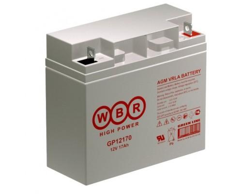 WBR Батарея GP12170 (12V/18Ah)
