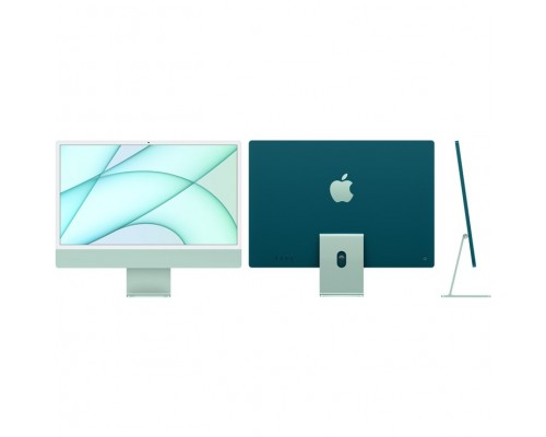 Apple iMac Z12V000PL, Z12V/4 with Numeric Keypad Green 24 Retina 4.5K M1 chip with 8 core CPU and 8 core/16GB/1TB SSD/with Numeric Keypad (2021)